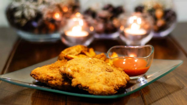 ESCAFANDRA - Taberna Vegana Sugerencia del chef