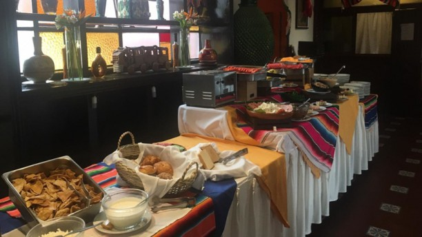 Terraza Hotel Majestic In Mexico City Restaurant Reviews