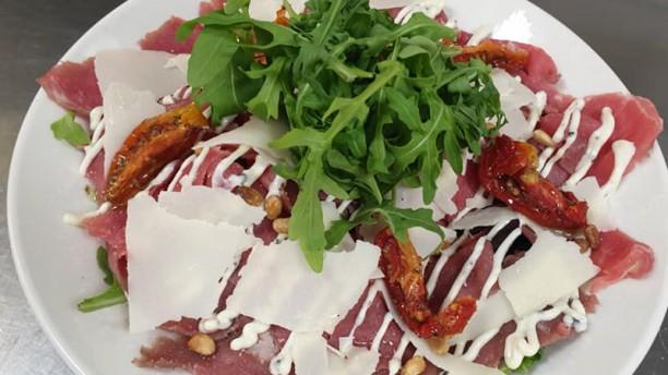 Yaya Carpaccio salade
