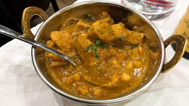Shalimar Suggestion de plat
