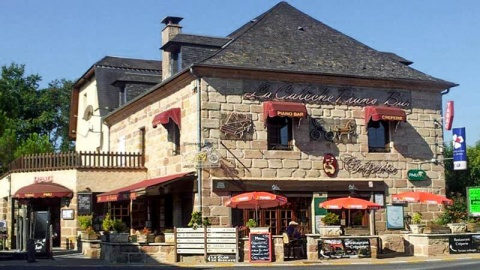 restaurant - La Calèche - Allassac