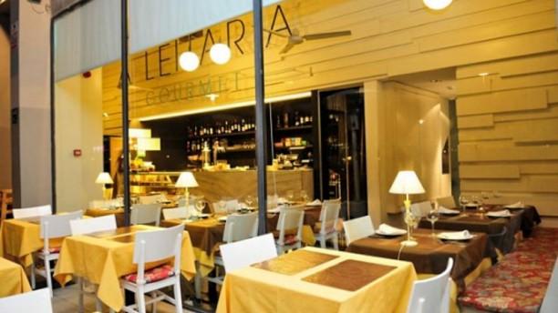 A Leitaria Gourmet sala