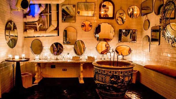 Restaurante boca grande en barcelona casa mil la - La boca grande barcelona ...