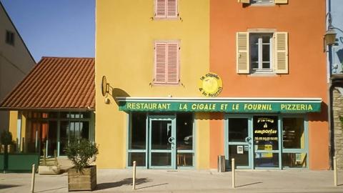 restaurant - La Cigale et le Fournil - Augea