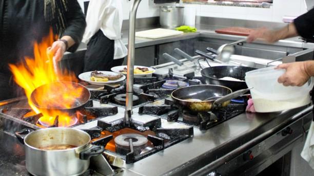 Restaurante el parador de illescas en illescas men for Cocinas en illescas