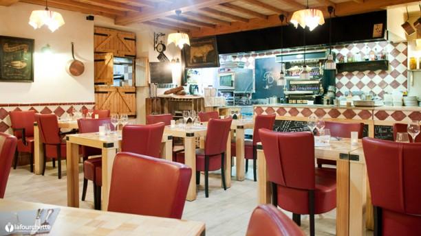 Terroir Divin Salle du restaurant