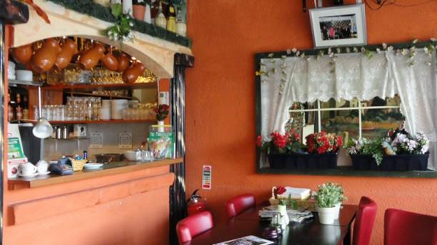 Italiaans Huis Het restaurant