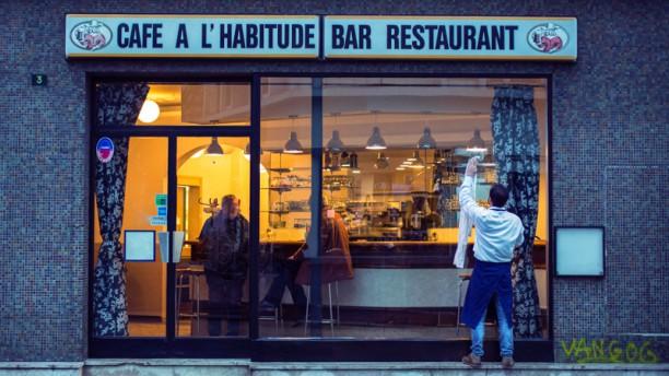 A L'Habitude Café A l'Habitude