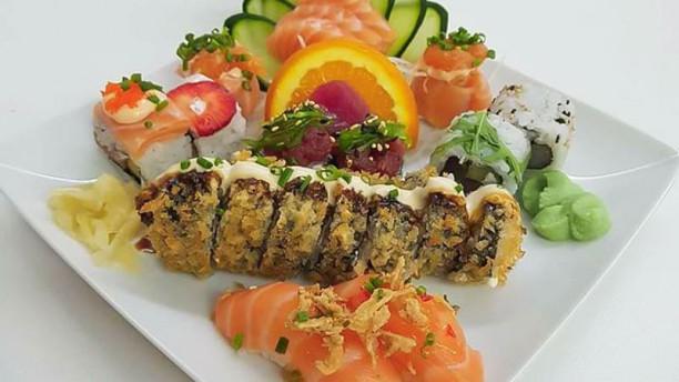 Teoria do Sabor - Sushi Creperia e Gelataria Sugestão prato