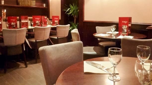 Bomby's Café Vue de la salle