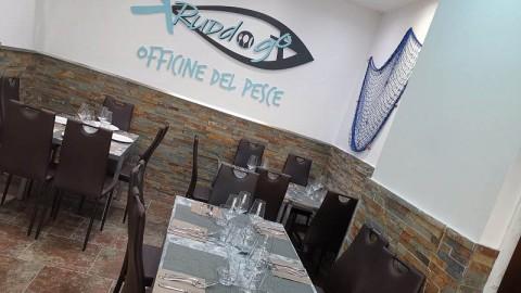 Kruddogo Officine del Pesce, Ciampino