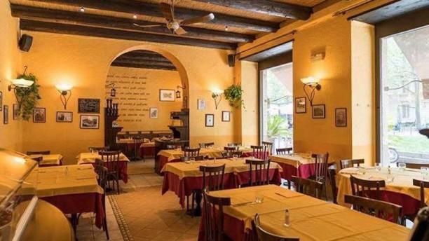 La Taverna dei Golosi Vista sala