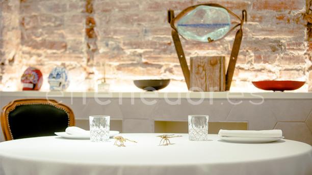 Uma by iker erauzkin in barcelona menu openingstijden prijzen adres van restaurant - Restaurant umo barcelona ...