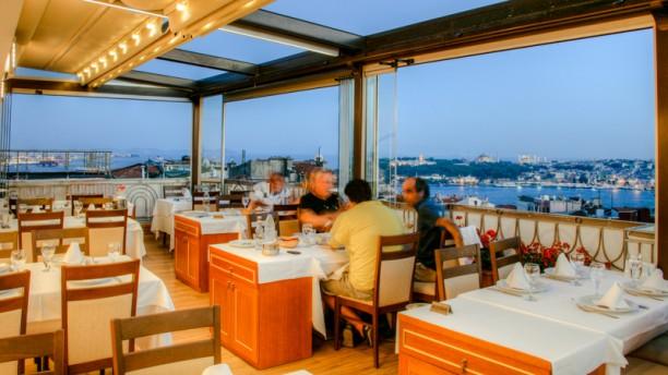 Hayat Restaurant Istanbul Menu
