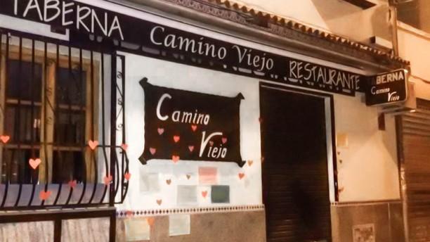 Restaurante Camino Viejo Vista entrada