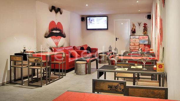 Bar Inter Barcelona vista interior