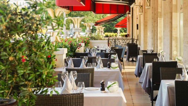 Le jardin in gen ve restaurant reviews menu and prices for Restaurant le jardin mazargues