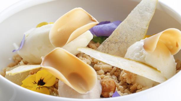 Le Richemond - Le Jardin Dessert