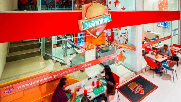 Johnnie Special Burger - Castanheiras fachada