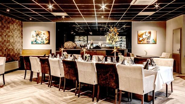 Hotel Restaurant ten Cate Het restaurant