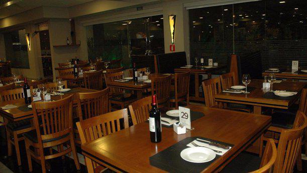 Grill Hall Gourmet - Paulista Sala