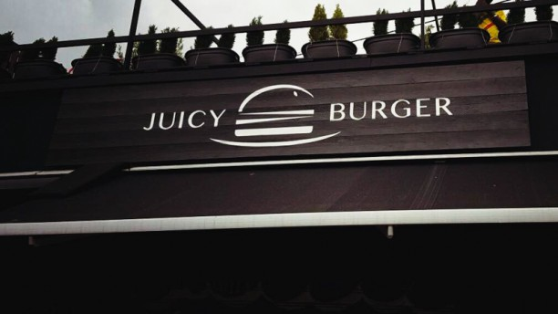 Juicy Burger Enseigne