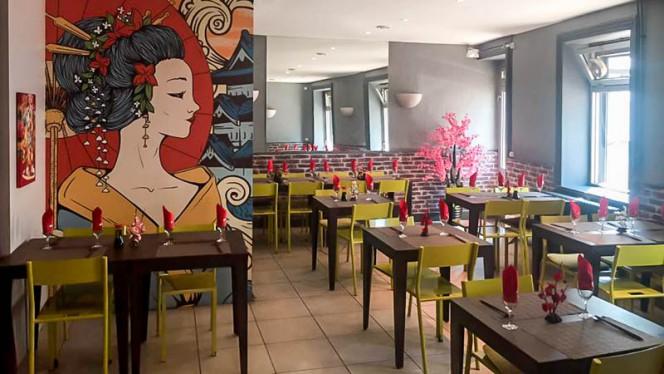 Minado - Restaurant - Lyon