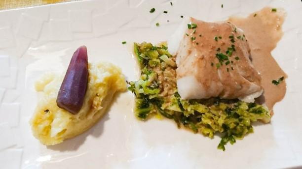 Restaurant La Liodière uniquement La pêche du jour