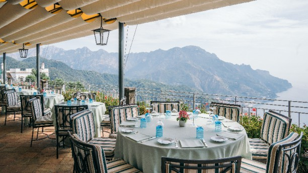 Belvedere Restaurant In Ravello Restaurant Reviews Menu
