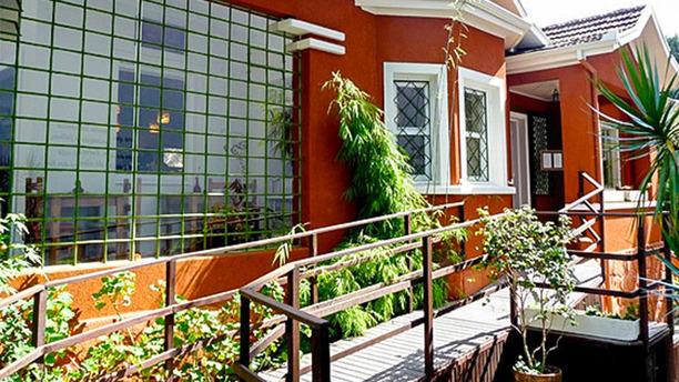 Quintana Café & Restaurante exterior