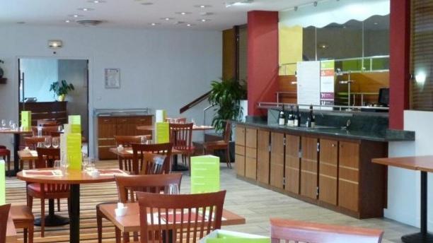 La Table de l'Échanson - Hôtel Mercure Salle du restaurant