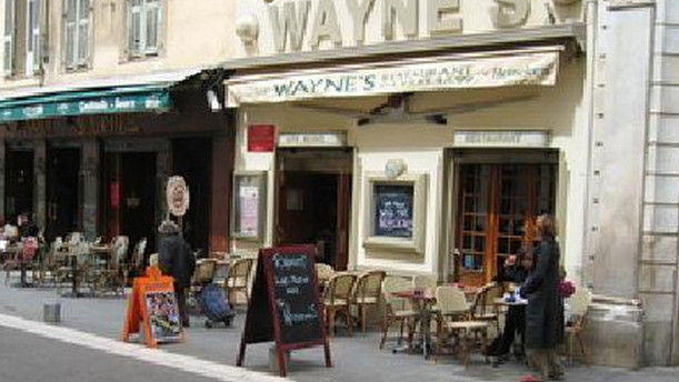 Wayne's Bar Restaurant