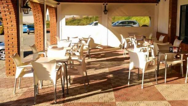 Cafetería Hervás Vista terraza