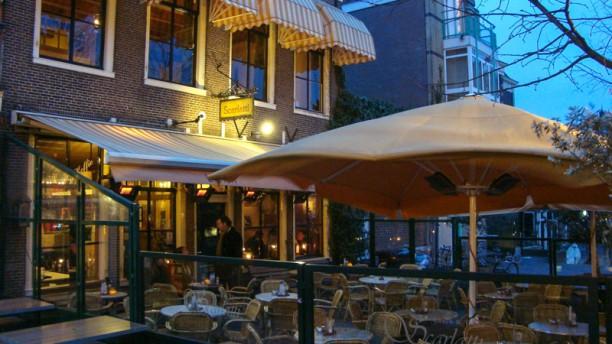Restaurant Scarlatti Terras