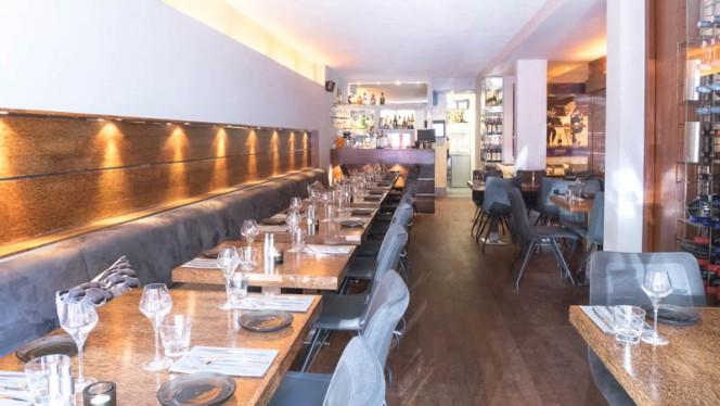 Restaurant - Zaza's, Amsterdam