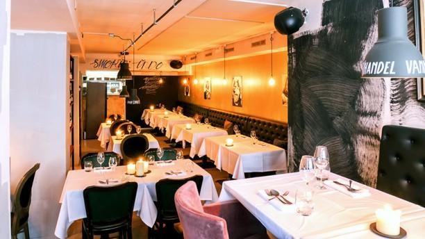 GIN NEO Het restaurant