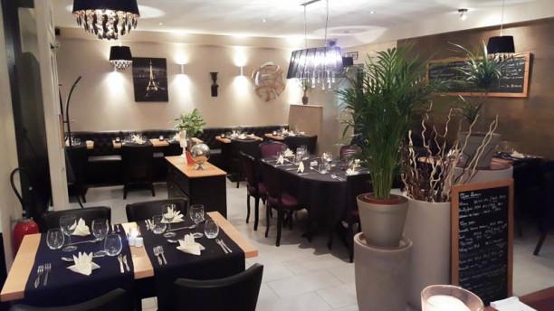 Mantes La Jolie Carte Sur Table Restaurant