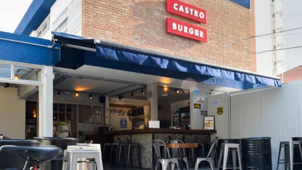 Castro Burger Fachada