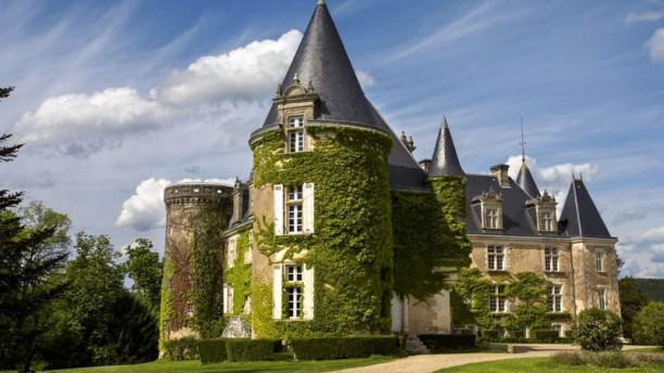 Château de La Côte Façade