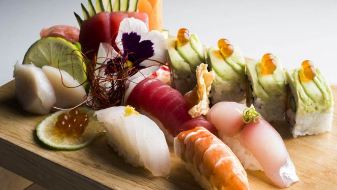 Prato - The Oitavos Japanese Bar,