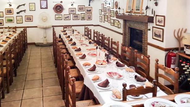 Casa Sardina Vista de la sala