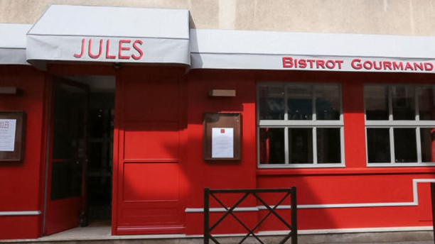 Jules Bistrot Gourmand Devanture