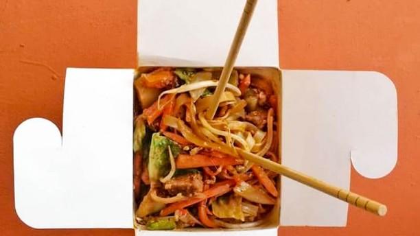 Thai In A Box Sugerencia de plato