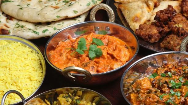 Indian Fusion Sugerencia de plato