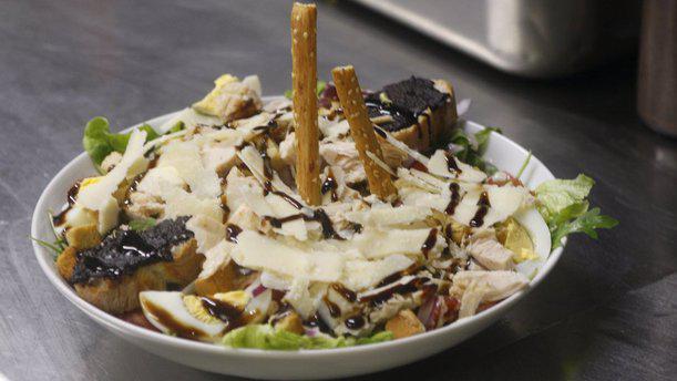 La Trattoria Salade