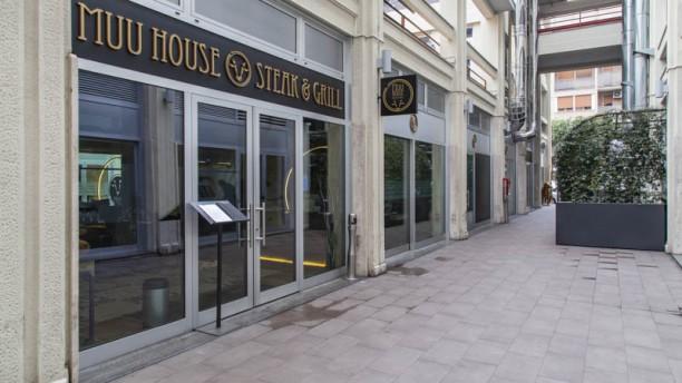 Muu House - Steak & Grill - Centrale Entrata