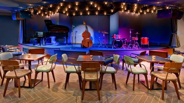 Restaurant jazz club etoile h tel le m ridien etoile paris 75017 ternes porte maillot - Jazz meridien porte maillot programme ...