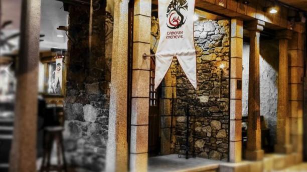 Gaia Medieval La entrada