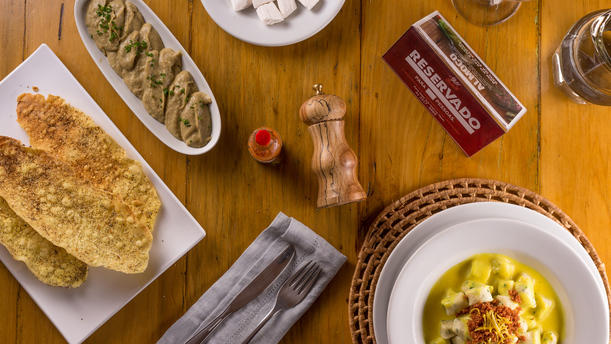 Beto Batata Barigui Restaurant Week Delivery