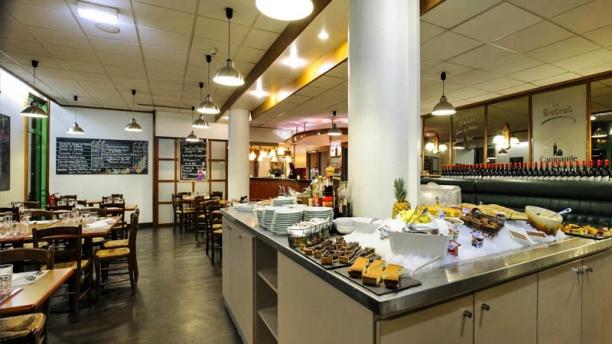 Restaurant Campanile - Quai De St Ouen Pleyel vue de la salle
